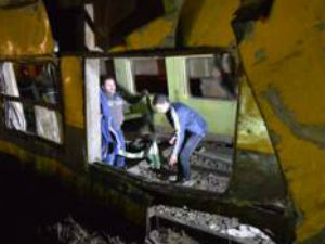 Killed In Egypt Train Crash
