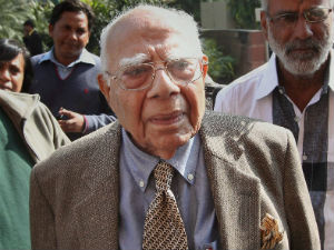 Controversial Statements Ram Jethmalani Against Case