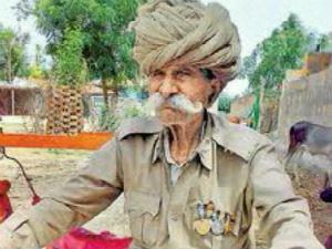 Ranchhod Pagi Passed Away At Limbada