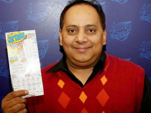 India Born Lottery Winner S Death By Poison In Us