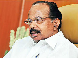 No Question Of Rollback Of Diesel Hike Veerappa Moily