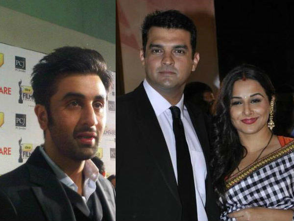 Filmfare Award Ranbir Vidya Win Best Actor Actress