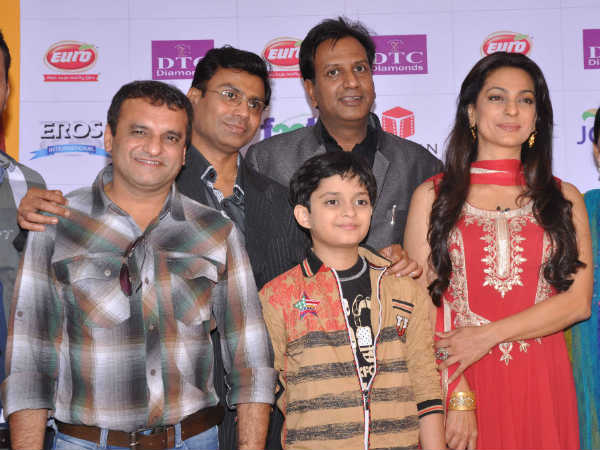Juhi Chawla Loves Family Oriented Movie