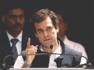 Priyanka Helped Rahul Deliver Eloquent Jaipur Speech