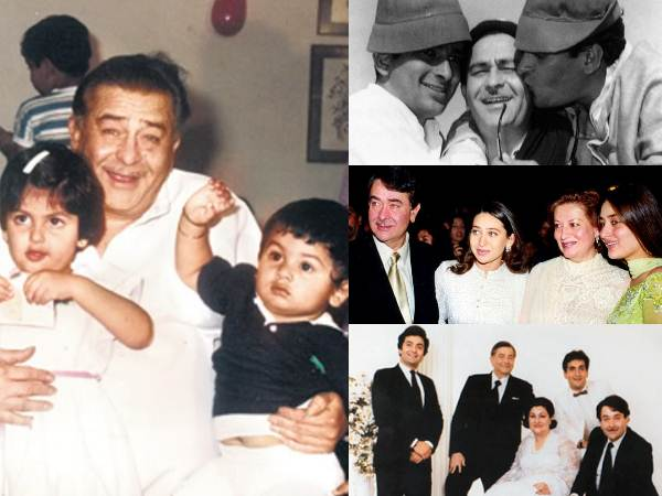 Unseen Rare Pictures Of Kapoor Family