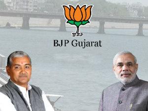 Gujarat Bjp Protest Against Shinde