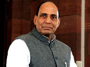 Rajnath Warns Govt Will Expand Protest To Parliament