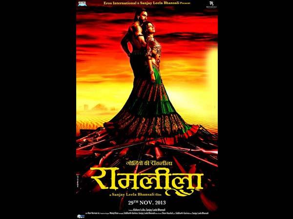 Sanjay Leela Bhansali Ramleela First Look Released