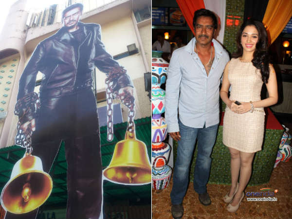 Ajay Devgan Got Nostalgic While Shooting Himmatwala