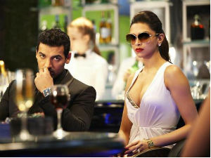 Race 2 Movie Review Not Worth It