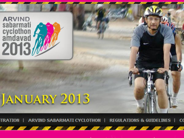 Ahmedabad Cyclothon Marathon Of Hurdles For People