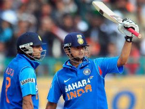 India V England 5th Odi At Dharamsala