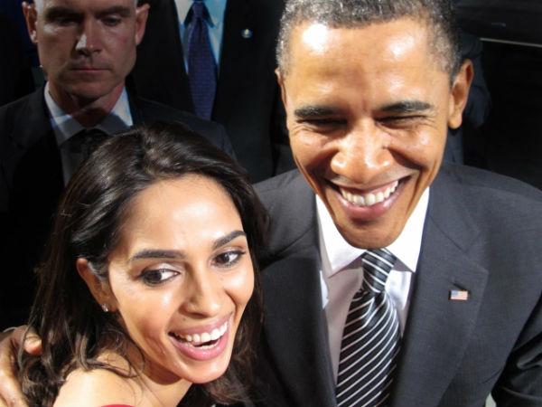 Mallika Sherawat Promotes Dirty Politics Over Obama