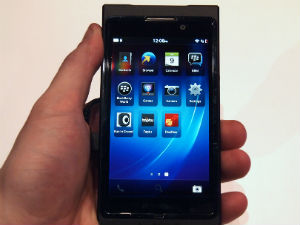 Blackberry 10 All Set To Be Launched Today