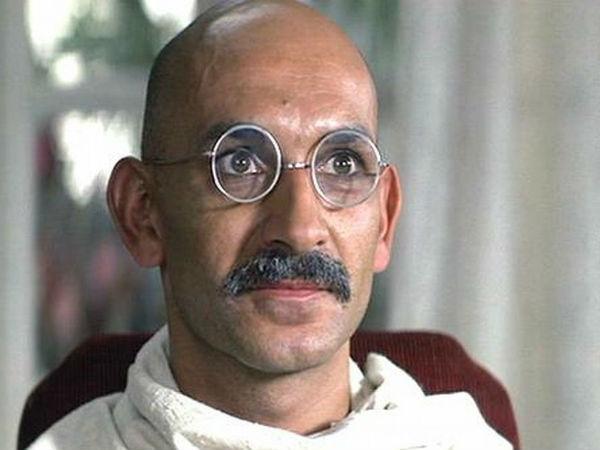 Mahatma Gandhi In Bollywood Films
