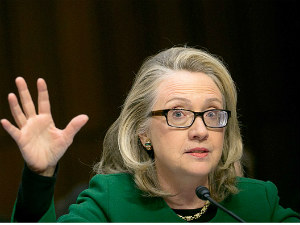Justice Still Unfinished Hillary Clinton