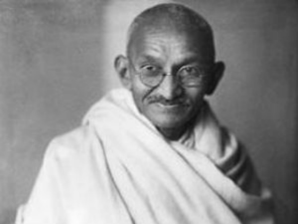 Mahatma Gandhi Had Been Done First 9