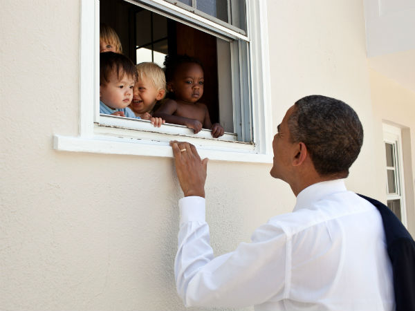 Barak Obama Popularity Rating Second Term