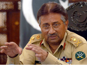 Kargil Musharraf Himself Crossed Loc In
