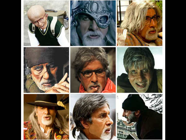 Bollywood Actors With Different Hairstyle