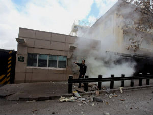 Two Killed In Blast Outside Us Embassy In Ankara