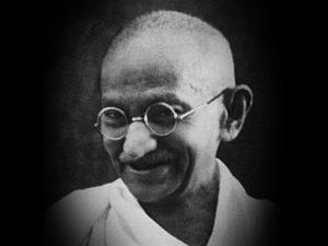 Mahatma Gandhi Becomes Face Of Anti Liqour Drive
