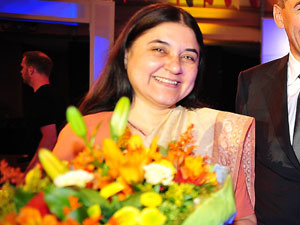 Many Leader Pm Candidate Bjp Including Modi Says Maneka