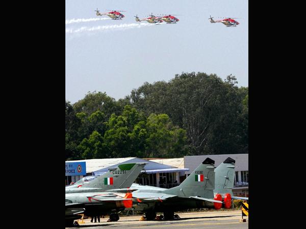 Aero India 2013 Show Begins Tomorrow