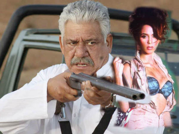 Mallika Sherawat Scared Kissing Scene Om Puri Film