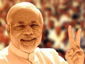 Narendra Modi Addresses Netizens Before Going To Delhi