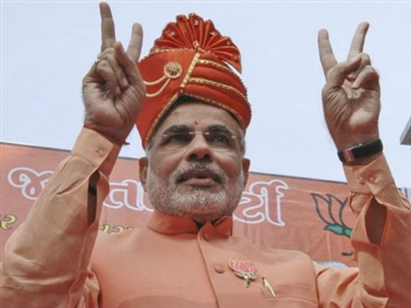 Make Modi Pm Chant Reverberates At Vhp Dharma Sansad