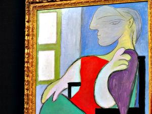 Picasso Portrait Fetches Million Pounds At Auction