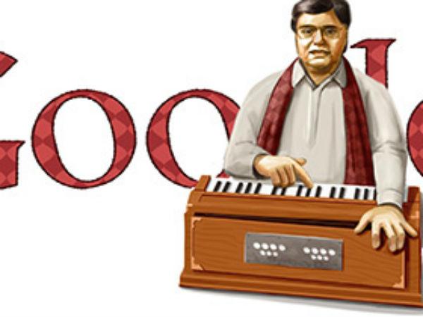 Jagjit Singh Birthday Google Posts Doodle Ghazal King