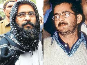 India Who Is Afzal Guru