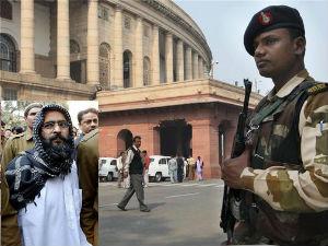Did You Know Afzal Guru Hanging Case Chronology
