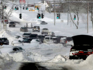 Us Blizzard Leaves 10 Dead Lakhs Without Electricity