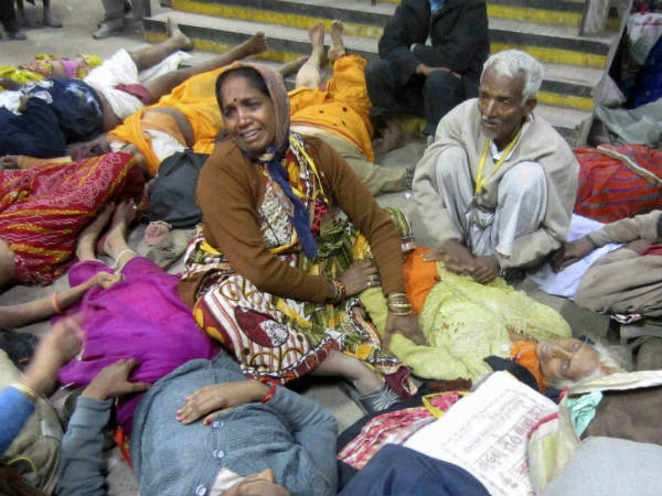 Death Toll Allahabad Railway Station Rises To