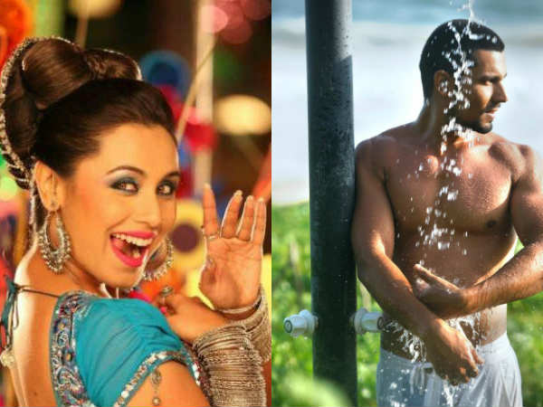 Rani Randeep Together In Bombay Talkies