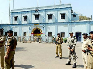 Feet Tunnel Found At Sabarmati Jail In Ahmedabad
