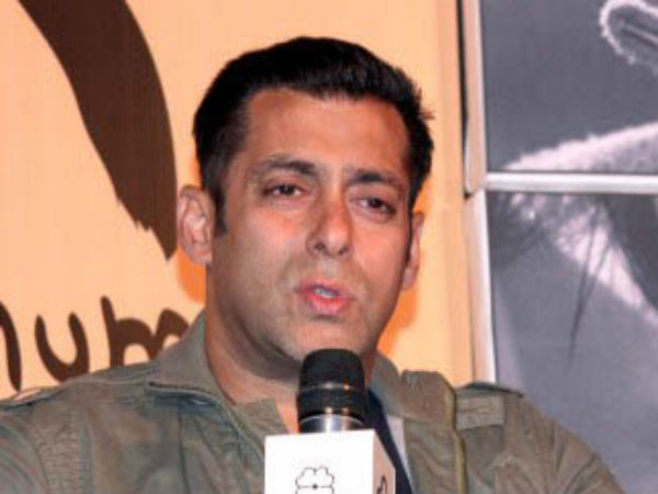 Salman Khan Going Foreign For Treatment