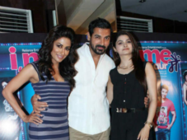 What John Abraham Tells About Himself