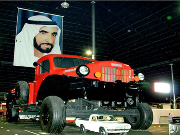 Sheikh S Strange World Vehicles