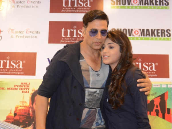 Not Scared Stepping Into Character Roles Akshay Kumar