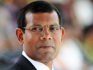 Ex Maldives President Nasheed Refuge In Indian Embassy