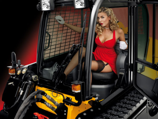 Jcb S Hot Calendar Pictures