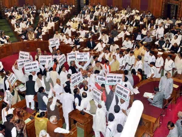 Mla Mp Insults Assembly Parliament Culprit Is Kejriwal