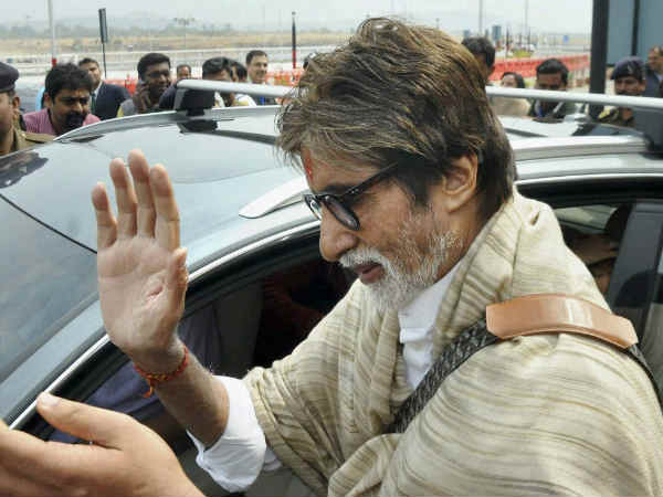 Amitabh Bachchan To Play Role Of Anna Hazare
