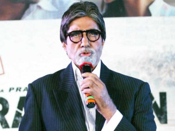 Amitabh Bachchan Is Set Spend Three Months Bhopal