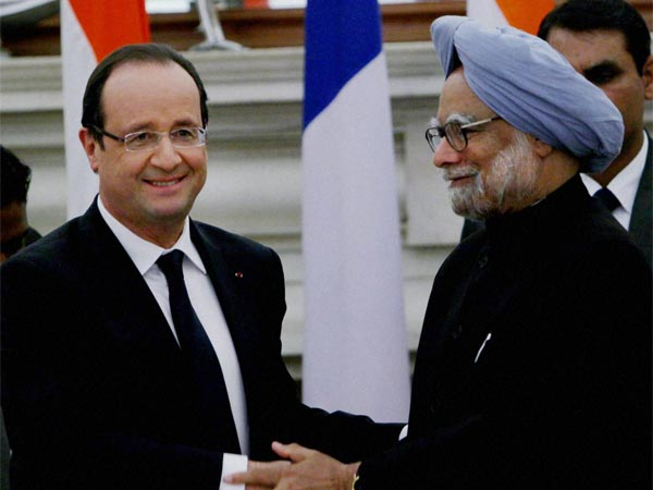 India To Buy 126 Fighter Planes From France