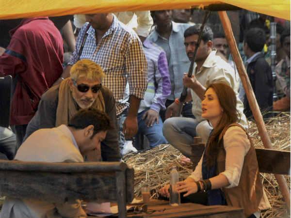 Kareena Kapoor Takes Interview Of Ajay Devgan